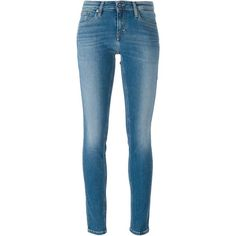 CALVIN KLEIN JEANS Skinny Jeans ($94) ❤ liked on Polyvore