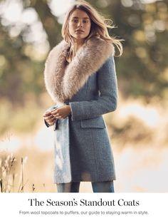 The Season's Standout Coats