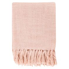 Blush Pink Throw Blanket Solid Cashmere Throw Pink Blush Throws $199 ❤ Liked On Polyvore