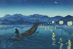 Oda Kazuma | Catching Whitebait at Nakaumi, Izumo | Toledo Museum of Art | Buy Prints Online