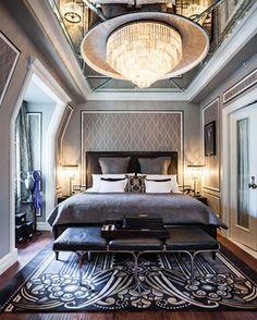 Magestic Bedroom!