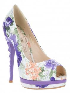 IT3 Floral Print Shoe by IT3