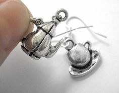 Hey, I found this really awesome Etsy listing at http://www.etsy.com/listing/75676001/silver-tea-jewelry-mismatch-earrings-tea