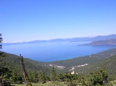 View of Lake Tahoe, Incline Village, NV 20 mins from Reno