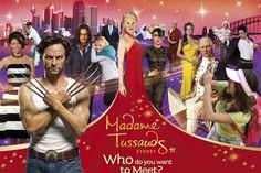 Madame Tussauds Sydney - Sydney Attractions at Darling Harbour