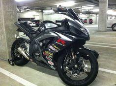 My baby.. 07' GSX-R 750.