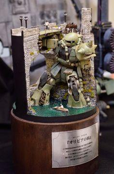 GUNDAM GUY: DORO☆OFF Model Exhibition 2014 - Gunpla Related Image Gallery