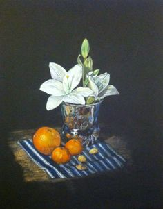 Drawing in the Tradition of Luis Melendez by Judith Blomquist  http://www.botanicgardens.org/pageinpage/botanicalillustration.cfm