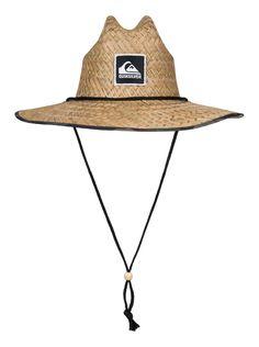 reputable site edd70 92496 Outsider Straw Lifeguard Hat