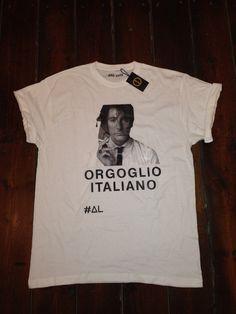 Tshirt realizzata per il compleanno di Stefano Gabbana