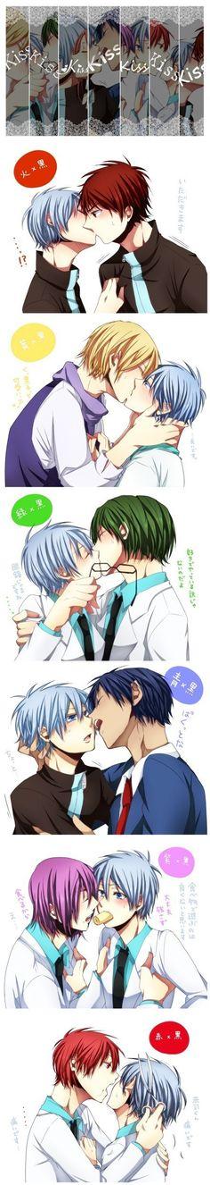 Kisses...hehe ^_^