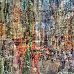 Greenwich Street Walkscape  #walkscapes #Walkscape #art #conceptualart #nyc by conceptual_ben