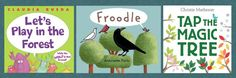 One For The Books: Preschool Storytime - Forest