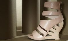 Not much ventilation for being a summer sandal but the heel provides lots of places to hide small items