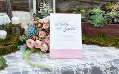 Heather Weems Photography - Invite by Shine Wedding Invitations http://www.shineweddinginvitations.com/wedding-invitations/script-elegance-wedding-invitations