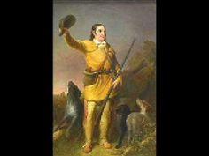 The Ballad of Davy Crockett - Song about Davy Crockett (1786-1836). Used in the Walt Disney movie Davy Crockett: King of the Wild Frontier.