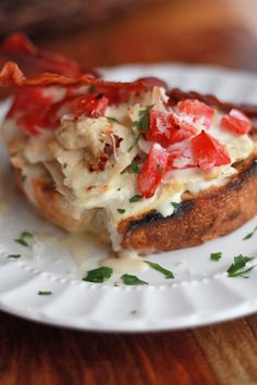 Kentucky Hot Brown I One Lovely Life