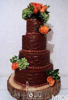 Čokoladna svadbena torta #svadba #torta #mladenacka #vencanje #weddingcake #cake #wedding #svadbenatorta #mladenackatorta