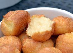 Limoncello soesjes ( met video)