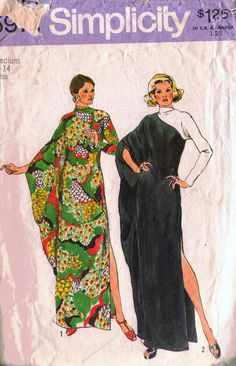 Simplicity 5971 by SewCraftful on Etsy, $60.00
