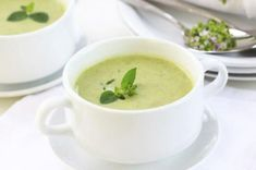Broccoli Soup from It's Soup Season! Here's Our 50 Best Recipes Gallery