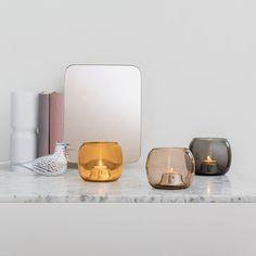 Portacandele Kaasa di Iittala Kaasa tealight candleholders by Iittala
