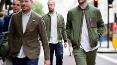 How To Wear Green | A Gentleman's Guide | The Journal | Issue 293 | 03 November 2016 | MR PORTER