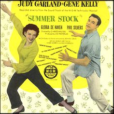 """""""Summer Stock"""" (1950 MGM).  Music from the movie soundtrack."""