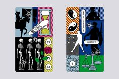 Michael Willis' Psy-Chic tarot deck
