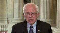 Sanders on 2016 polls, proposals Sen. Bernie Sanders talks about the 2016 race and says the more people become familiar with the issues his campaigning for, the better they will do