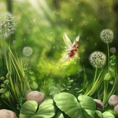 New garden fairy wallpaper ideas Real Fairies, Beautiful Fairies, Magical Creatures, Fantasy Creatures, Pagan Calendar, Fairy Wallpaper, Wallpaper Ideas, Love Fairy, Fairy Art