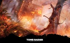She's back....New Lara Croft Render From Tomb Raider