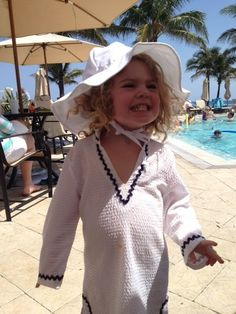 We can't get enough of @Sail to Sable tunics for little ones. Who's ready for the beach or pool time?