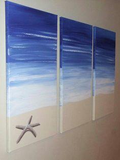 Multicanvas painting