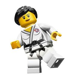 LEGO Releases Team Of Athletes, For London 2012 Olympics