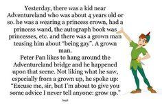 Peter Pan for President 2016 - Imgur
