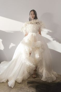 291d25312e0 Giambattista Valli haute couture fall 2018 - lesliaisonsdemarieantoinette  Haute Couture Gowns
