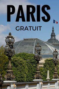 Découvrez une série de parcours pour découvrir Paris gratuit, comme un local.