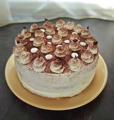 Gluténmentes tiramisu torta | Gluténmentes élet Gluten, Cooking, Ethnic Recipes, Food, Kitchen, Essen, Meals, Yemek, Brewing
