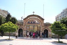 #Greece #Thessaloniki #ChurchOfAgiaSophia #Yunanistan #Selanik #AyasofyaBazilikası