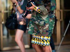 52 Imágenes De Inspiración Para Usar Camuflaje Esta Temporada   Cut & Paste – Blog de Moda