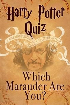 Harry Potter Quiz: Take this HP quiz and we will determine exactly which Marauder you are! From Padfoot and Prongs to Moony. Which mischief-maker fits you best? Do you solemnly swear you're up to no good? Harry Potter Teachers, Harry Potter Quiz, Harry Potter Cosplay, Theme Harry Potter, Harry Potter Marauders, Harry Potter Pictures, Harry Potter Characters, The Marauders, James Potter