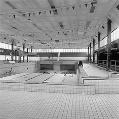 Haarlem - Sportfondsenbad, interieur
