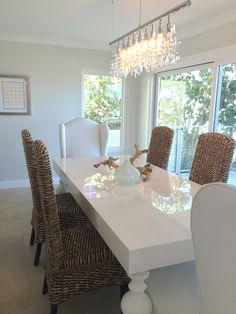 Beach Dining Room, Dining Rooms, Laguna Beach, Dining Room, Dining Sets
