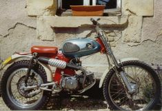 Showcase Time - Classic era bikes - Page 7 Scrambler Motorcycle, Honda Motorcycles, Cars And Motorcycles, Honda S90, Motos Trial, Suzuki Cafe Racer, Trial Bike, Motorized Bicycle, 3rd Wheel