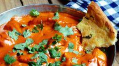 no - Finn noe godt å spise Dinner Side Dishes, Dinner Sides, Indian Food Recipes, Asian Recipes, Ethnic Recipes, Lassi, Frisk, Butter Chicken, Garam Masala