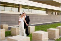 Hotel Kirkwood fall wedding, bride and groom photos