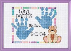 Doing this for the new baby :)