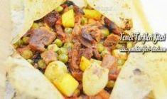 Sebzeli Kağıt Kebabı Tarifi