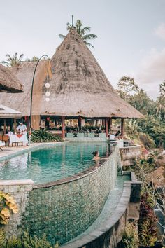Four Resorts We Stayed at in Bali